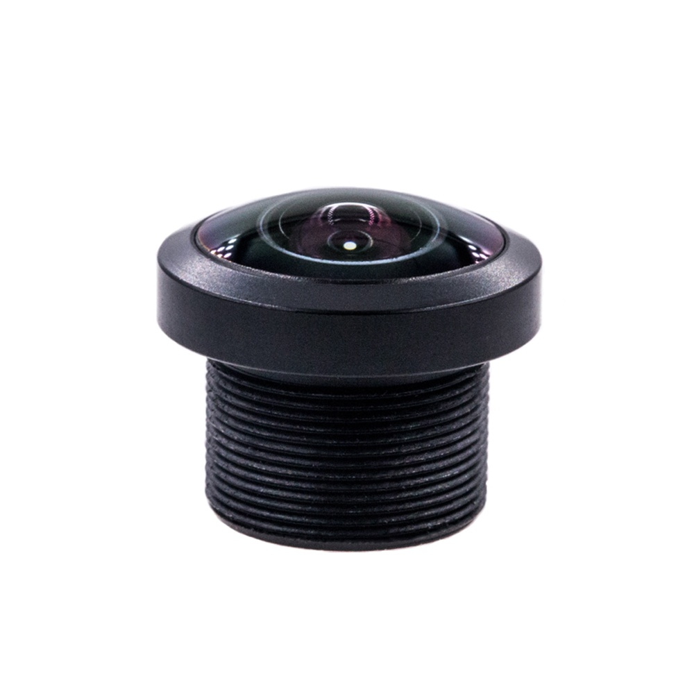 1/3inch 222D Fisheye Lens 0.76mm 8MP M12 Replaced Lens for Panoramic 360 VR Action Camera Sport DV