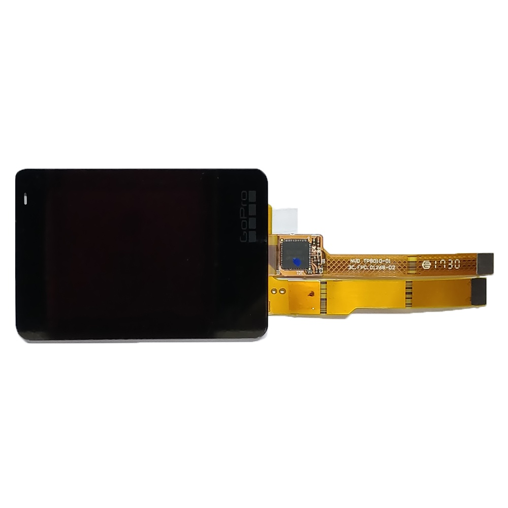 Back LCD Touch Screen Display for GoPro Hero Black Repair Gopro 6 LCD Display Screen Hero 6